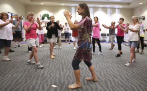 tai chi fun for everyone!